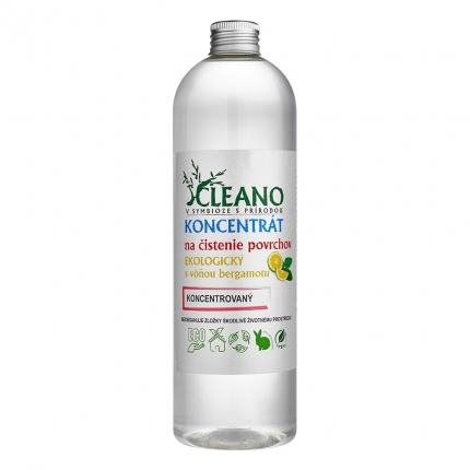 Concentrate for Cleaning All Surfaces - Bergamot