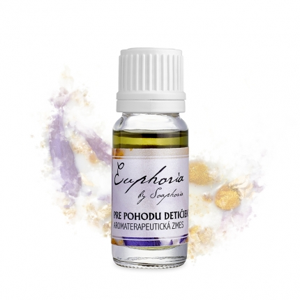 FOR CHILDREN'S COMFORT - aromatherapy mixture of natural essential oils