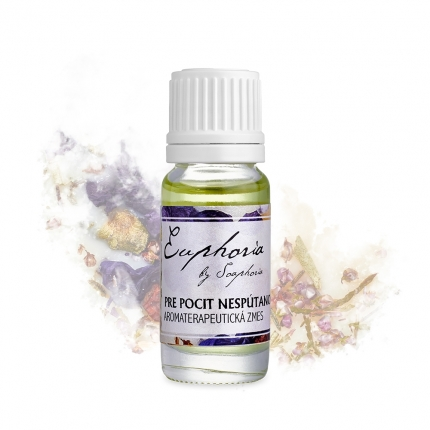 FEELING OF FREEDOM - aromatherapy mixture of natural essential oils