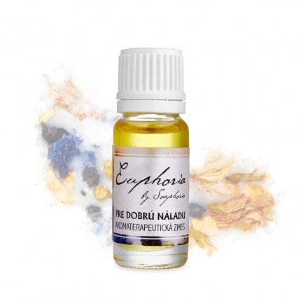 GOOD MOOD - aromatherapy mixture of natural essential oils