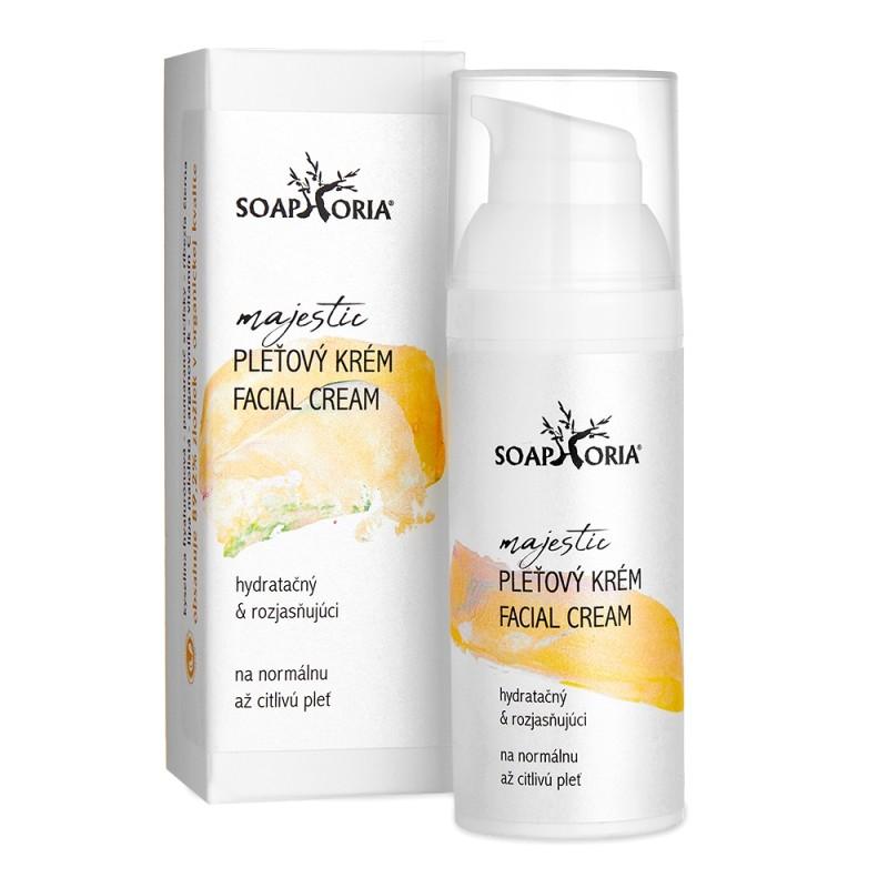 Moisturizing & Brightening Cream For Normal and Sensitive Skin