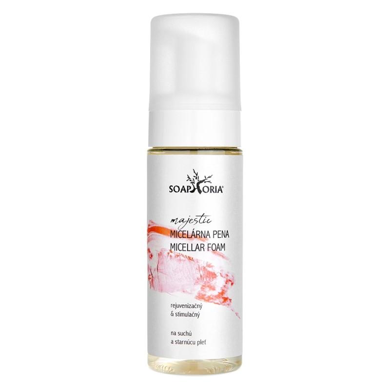 Rejuvenating & Stimulating Cleansing Micellar Foam for Dry and Mature Skin