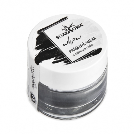 3-2-1 Whow! - Cleansing Charcoal Mask