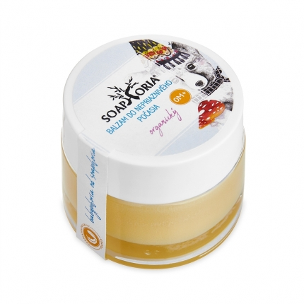 Organic Balm for Cold Weather
