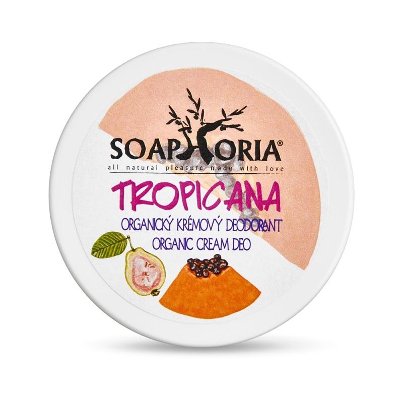 Tropicana - Organic Creamy Deodorant
