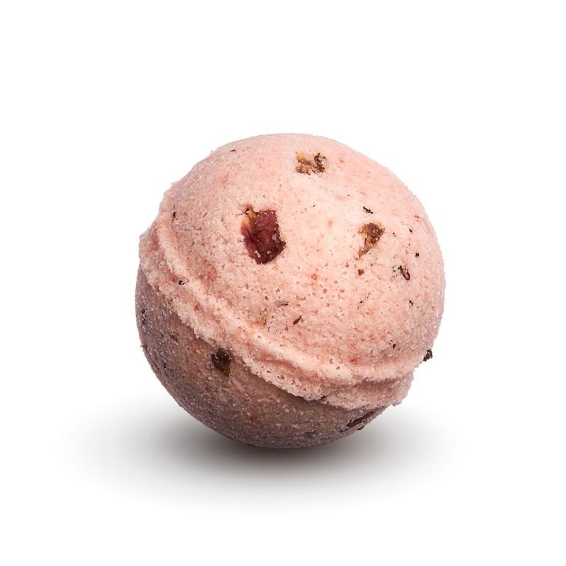 Romantic Rose - Fizzy Bath Bomb