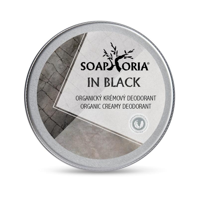 In Black - Organic Creamy Deodorant