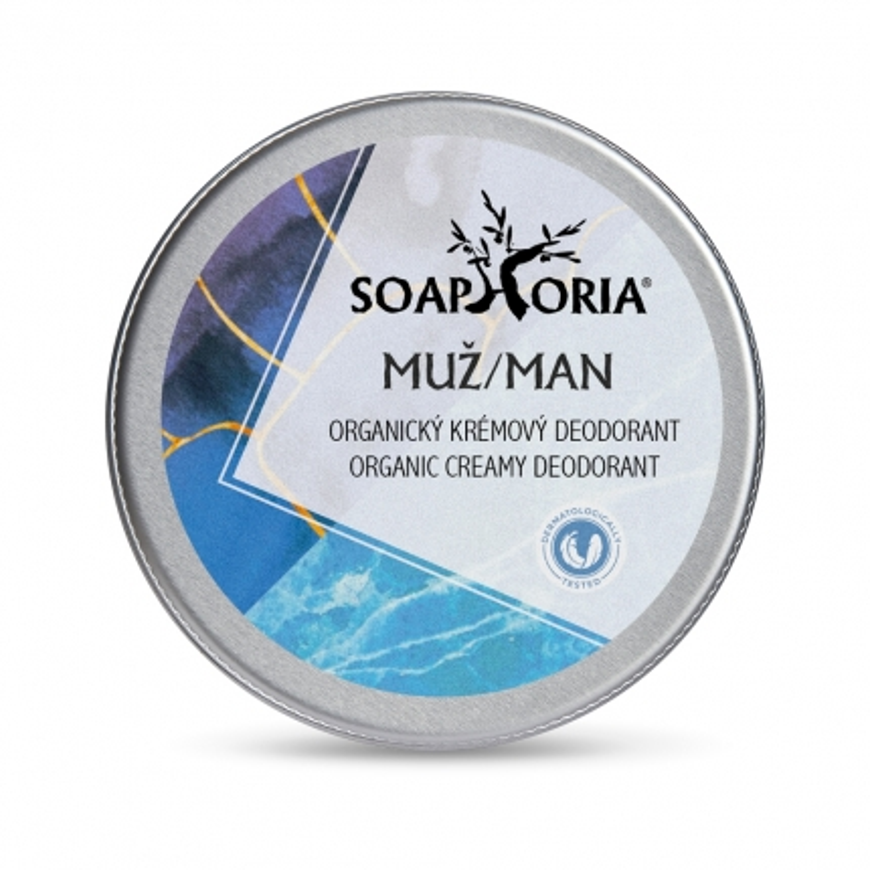 Man - Organic Creamy Deodorant