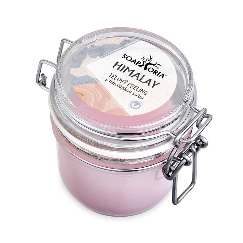 Himalay - Organic Body Peeling with Himalayan Pink Salt