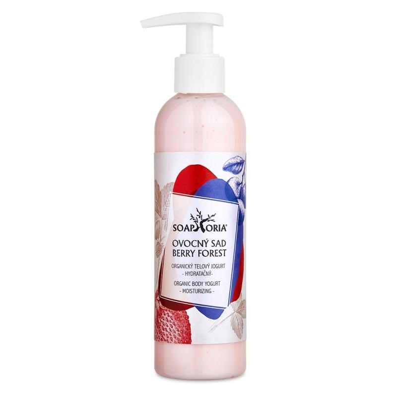Berry Forest - Organic Body Yogurt