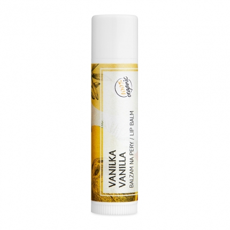 Vanilla - Organic Lip Balm