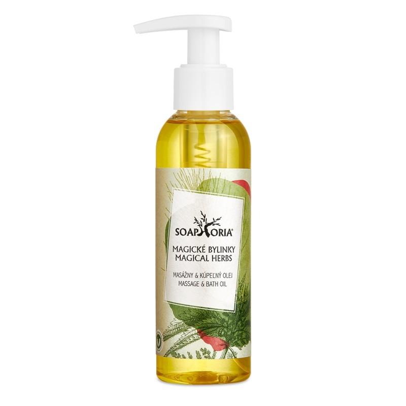 Magical Herbs - Organic Massage Oil