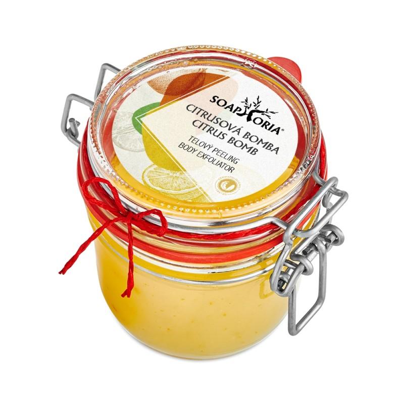Citrus Bomb - Organic Body Peeling