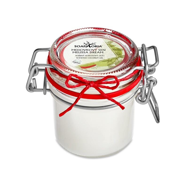 Medovkový sen (bývalá Medovková limonáda) - voňavý organický kokosový olej