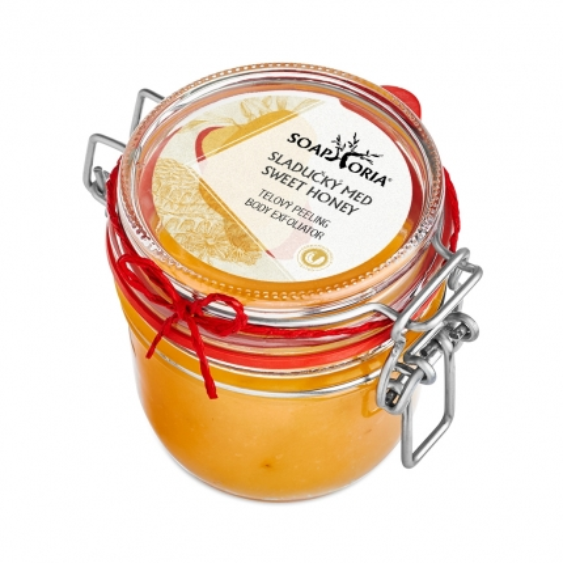 Sweet Honey - Organic Body Peeling