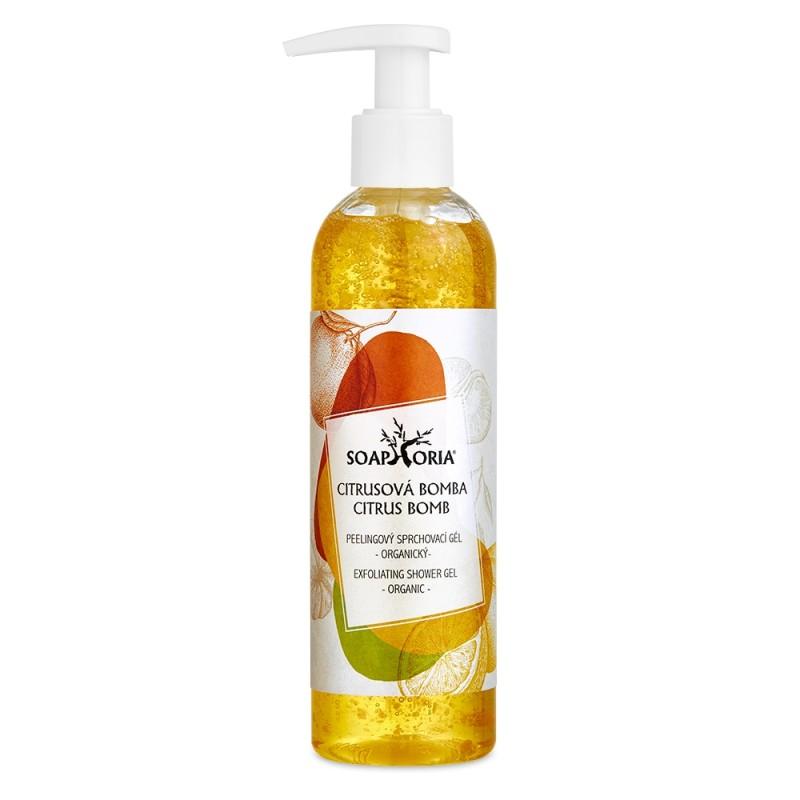 Citrus Bomb - Peeling Body Wash