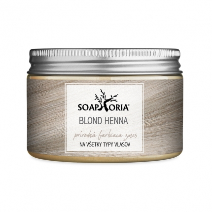 Henna Colour - Herbal Colouring Mixture - Blond