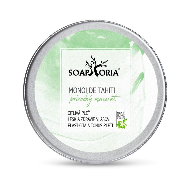 Monoi de Tahiti Organic Oil