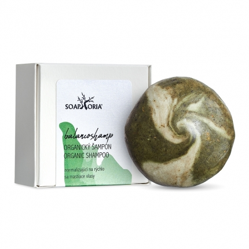 BalancoShamp - Solid Shampoo for Greasy Hair