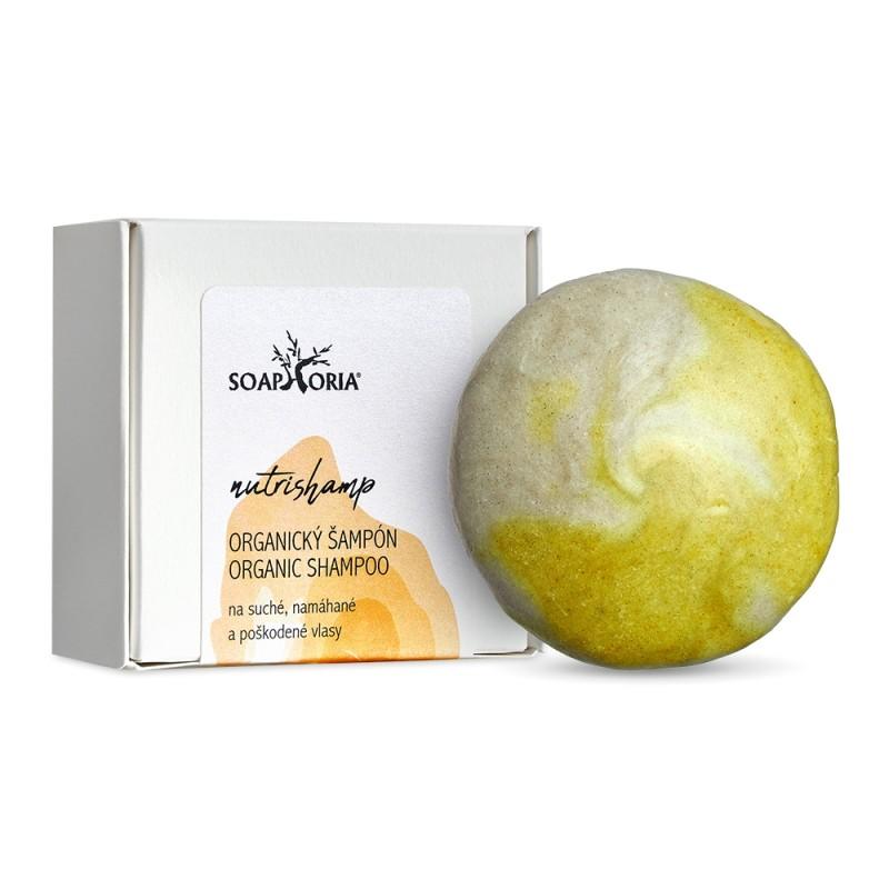 NutriShamp - Solid Shampoo for Dry and Damaged Hair