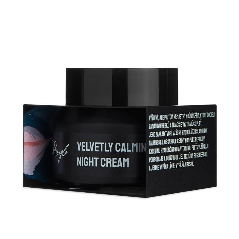 Velvetly Calming Night Cream