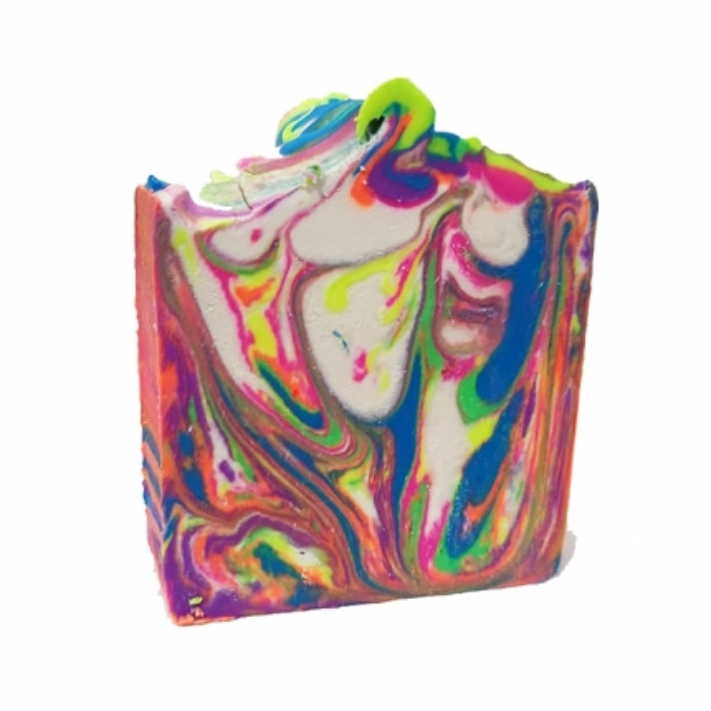 Colorpop! Natural Handmade Soap