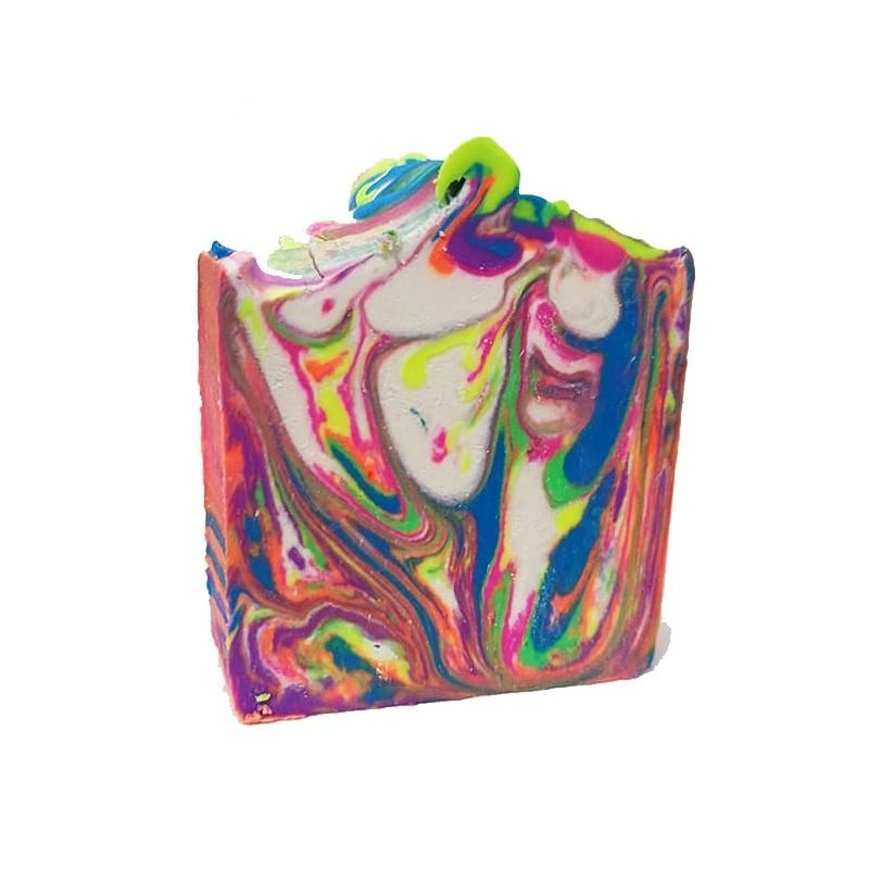 Colorpop! - prírodné mydlo XXL