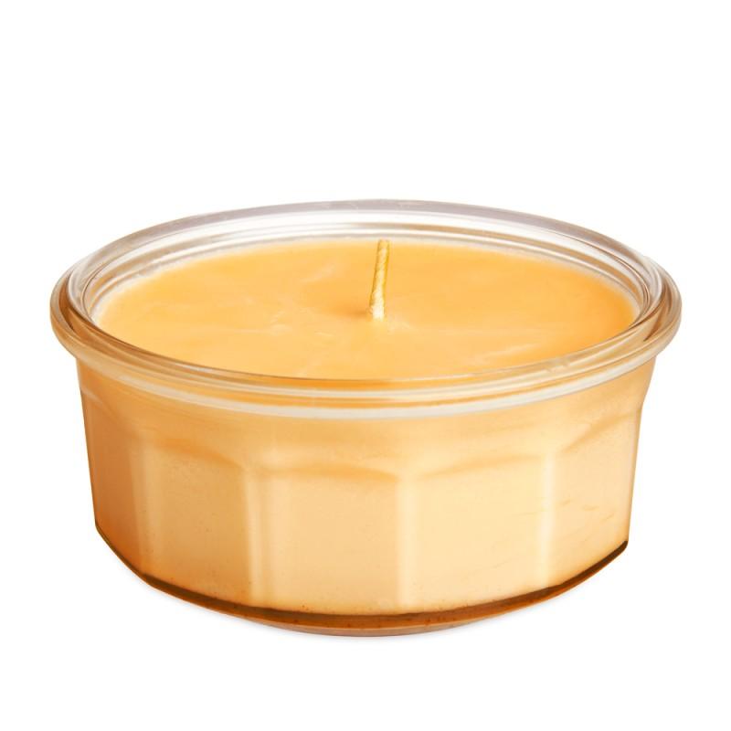 RETRO - eko sviečka zo slnečnicového vosku