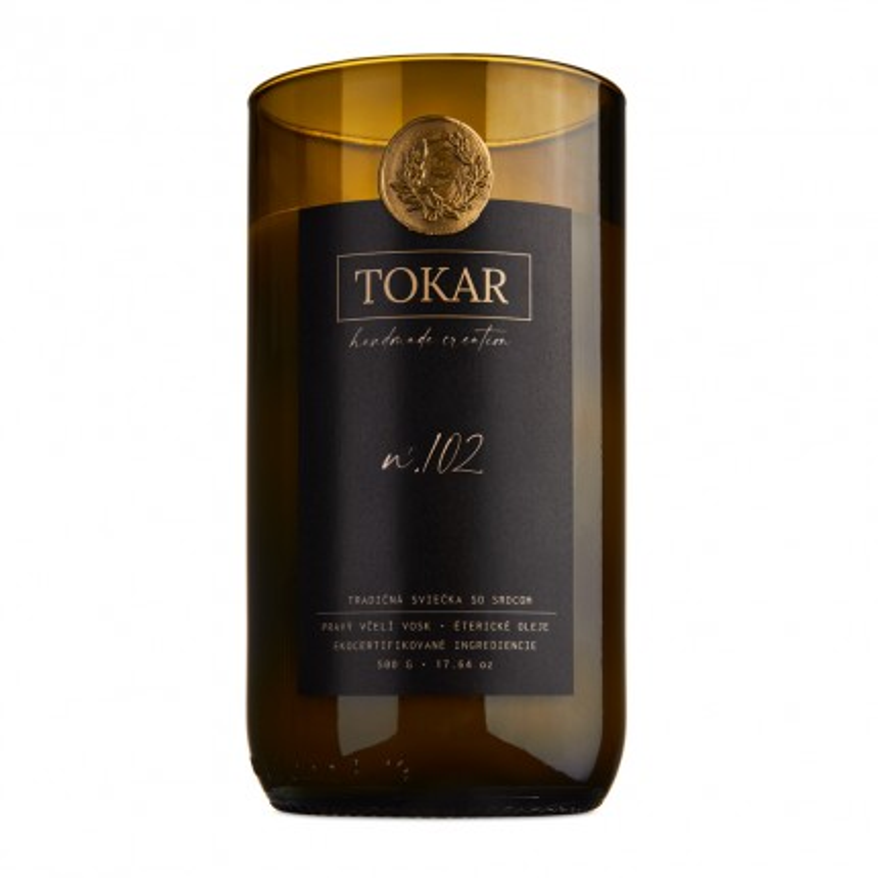 TOKAR Handmade Creations - Eco Candle N.102