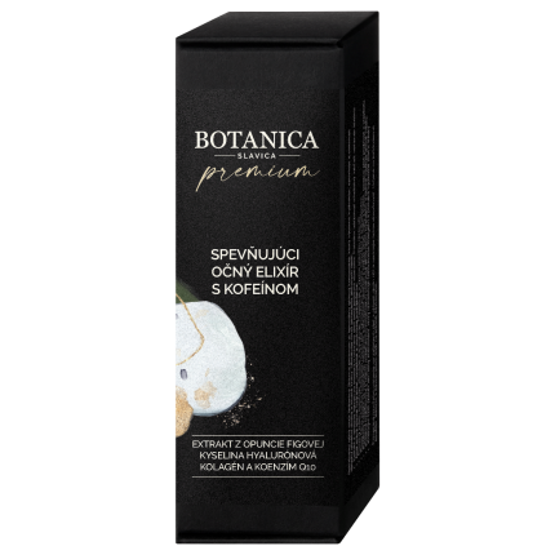 Firming Eye Elixir with Caffeine Premium