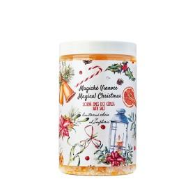 Magické Vianoce - soľná zmes do kúpeľa