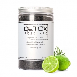 DETOX absolute - Detoxicating Hawaiian Bath Salt
