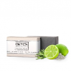 Carbone - prírodné čistiace mydlo s aktívnym uhlím