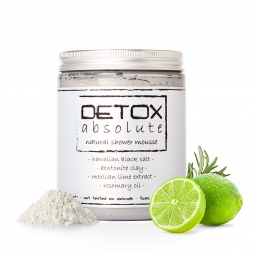 DETOX Absolute - Shower mousse