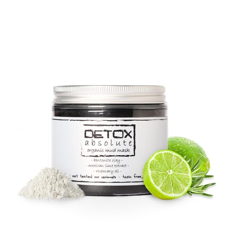 DETOX absolute - Organic Clay Mask