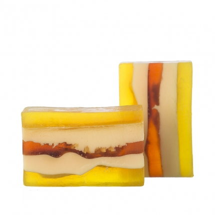 Citrus Bomb - Natural Soap