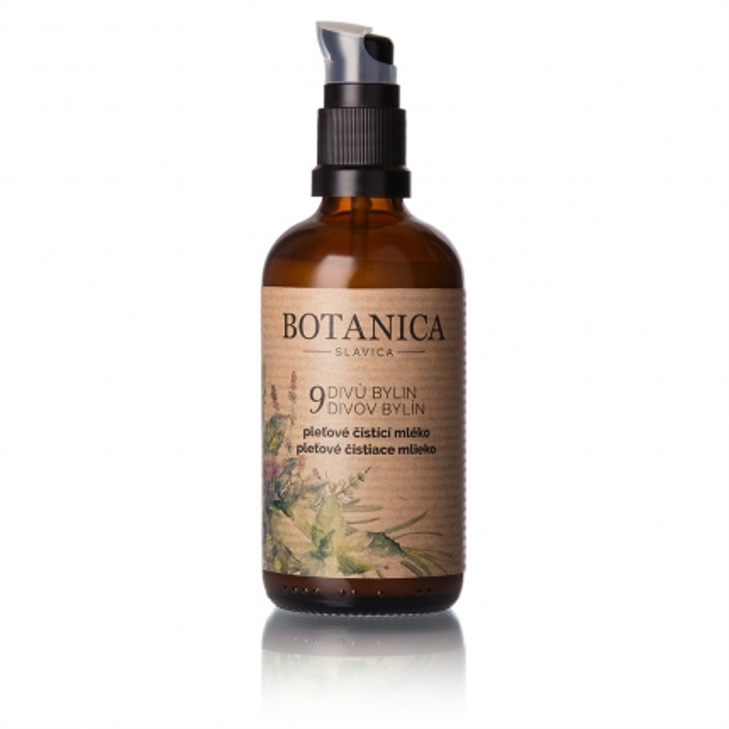 Facial Cleansing Milk - 9 Wonders of Herbs