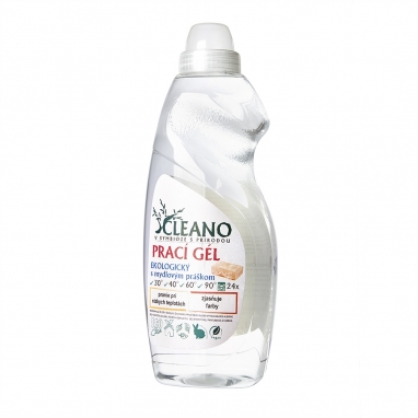 Ecological Washing Gel - Gel with Soap Powder