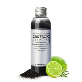 DETOX absolute - detoxikačná micelárna voda na hĺbkové čistenie pleti