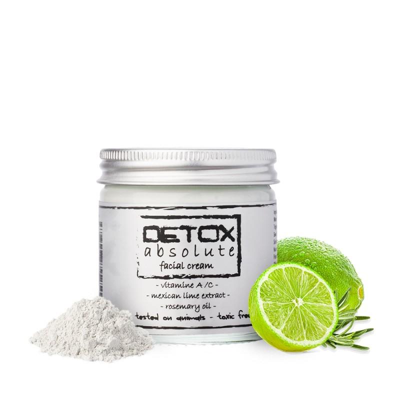 DETOX absolute - detoxikačný pleťový krém