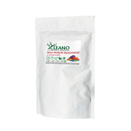 Ecological Washing Powder - Powder for Colored Laundry