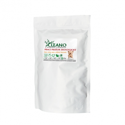 Ecological Washing Powder - Powder for Sensitive Skin