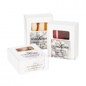Caolinite - organické čistiace mydlo s bielym ílom